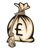 18332869-money-bag-with-pound-sign-illustration